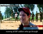 Female Paratrooper Instructors Share Their Experiences Serving in the IDF