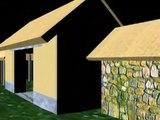Recorrido 3D de los Baños termales de Lares