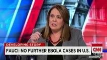 NIH's Dr. Fauci Explains Ebola 'Clipboard Guy' to CNN