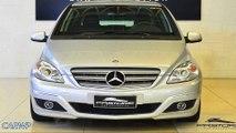 PASTORE R$ 56.000 Mercedes-Benz B 200 2009 aro 17 AT7 FWD 2.0 Turbo 193 cv 28,5 mkgf 218 kmh 0-100 kmh 7,7 s