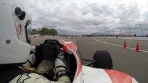 FSAE MIS 2014 Autocross - Auburn