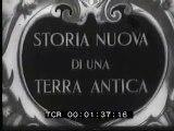 """Calabria: """"Storia nuova di una terra antica"""". Archivio Luce, 1951."""