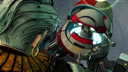 Tales from the Borderlands Episode 4 'Escape Plan Bravo' Trailer  de Tales from the Borderlands
