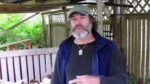 Paul Stamets, mushroom maven, speaks with Maria