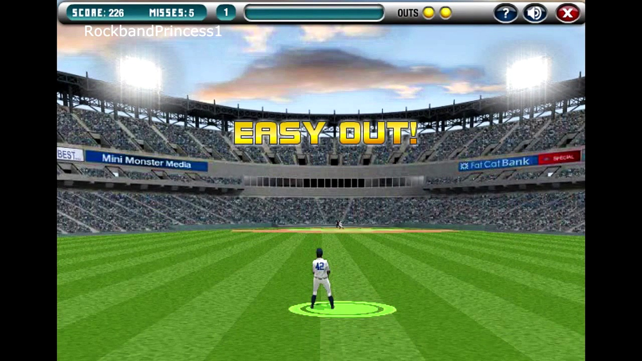 Sports Baseball Games Baseball Online PC Games Gold Glove Simulation Game