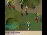 Runescape pvp dragon claws pjing/pking ownage 99 str 99 attack ags  pvp vid 2