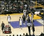 2005 Vince Carter Fights with Kobe Bryant and Then Dunks Sick Alley Oop