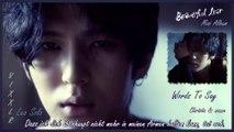VIXXLR (빅스LR) (Leo Solo) - Words To Say Speechless (할 말) k-pop [german Sub] Mini Album `Beautiful Liar