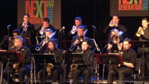 Nutville—Central Washington University Jazz Band 1 at the 2015 Next Generation Jazz Festival