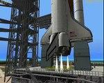 Orbiter Simulator - Space Shuttle FRF