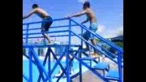 Swimming Pool - Jump Tricks & Flips