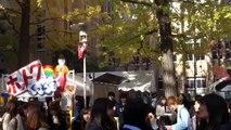 慶応大学三田祭2014 紅葉の構内 2014.11.23 Keio University Mita Festival
