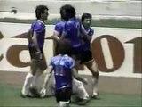 Maradona se reencontró con árbitro que no vio la 'Mano de Dios'