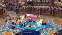 Luffy, Doflamingo, Trafalgar Law, Fujitora One Piece Pirate Warriors 3 Gameplay