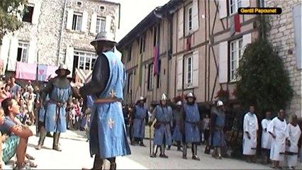 Médiévales Monflanquin 2015