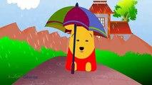 Rain Rain Go Away Nursery Rhyme - Rain Rain Go Away Cartoon Animation Rhymes & Songs for Children