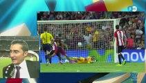 Celebration of Athletic Bilbao (Supercopa de España, BAR-ATB 1-1), 17.08.2015. HD