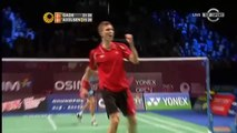 Insane Badminton - best Badminton of all time! [Singles]