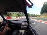 Nordschleife Peugeot 106 S16 GTI 9:05 BTG 17.04.15