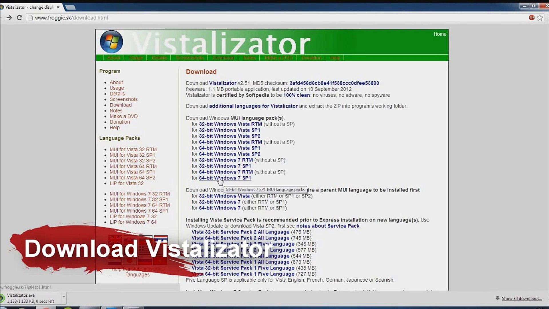 mui windows 7 32 bits español