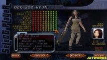 Tony Hawk's Pro Skater 2 Exclusive Korean FIN.K.L Skaters