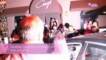 Exclu Vidéo : Exclu Vidéo : Kourtney Kardashian : nouvelle émeute sous la lune de Cali !