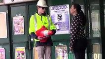 Public Pranks - Annoying Construction in Public - Pranks on People - Funny Pranks - Best Pranks 2014