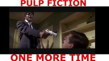 One more time Pulp Fiction version