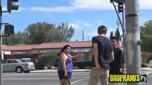 Pop Prank in the Hood (PRANK GONE WRONG) - Hood Pranks - Best Pranks - Funny Pranks - Pranks 2014