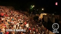 Régions - Festival de Ramatuelle - 2015/08/18