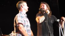 Foo Fighters invite fan on stage during concert in Colorado