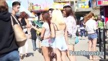 Kissing Prank (GONE SEXUAL) - How to Kiss ANY Stranger - Kissing Strangers - Funny Pranks 2014