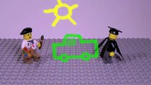 Epic Lego Minifigures Battles 4   Featuring Series 6 Stop Motion Animation