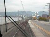 嵯峨野線 工事進捗状況 2009年12月10日