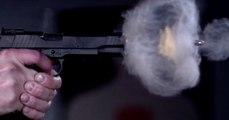 SlowMotion: Un coup de feu ralenti à l'extrême (73 000 images/seconde)