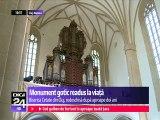 Biserica Cetate din Cluj mai veche de 500 de ani, unul dintre cele mai valoroase monumente gotice din Transilvania, readus la viaţă. Restaurarea a costat 4 milioane de euro, bani veniţi de la Uniunea Europeană.