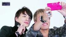 [European EXILE TRIBE] GENERATIONS from EXILE for VOGUE JAPAN (Feb. 2015) Shirahama Alan & Nakatsuka Yuta [ENGSUB]