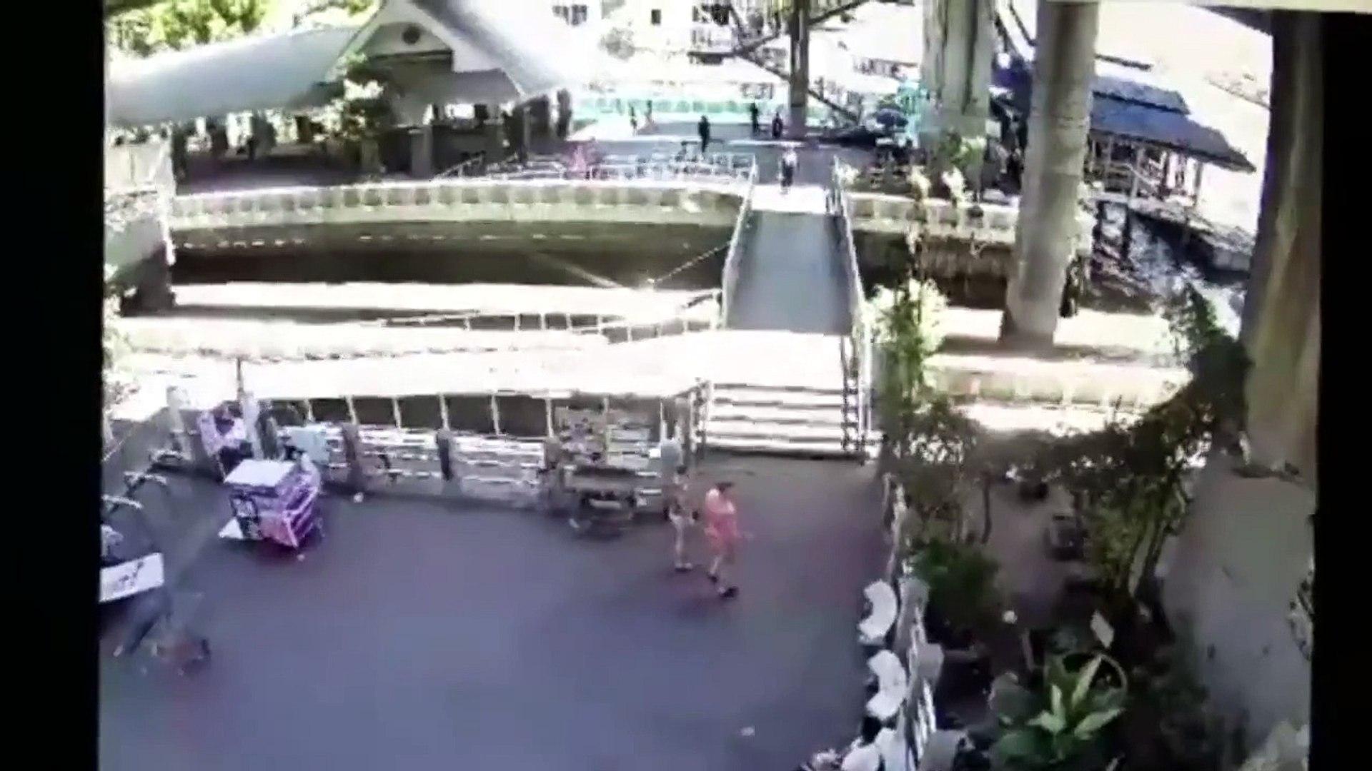 Nouvelle explosion à Bangkok près d'une station de métro aérien