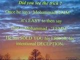 Tafseer Song of Solomon 5:16 Mohammed in the Bible - Deedat's errors