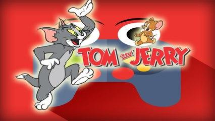 Gry Dla Dzieci: Tom I Jerry Nes/ Pegasus Łazienka I Sztuczne Szczęki- GRAJ Z NAMI