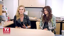 The 100! Eliza Taylor and Marie Avgeropoulos confess all!