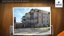Location Appartement, Beauvais (60), 600€/mois