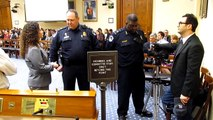Josh Fox arrested while trying to film Fracking hearing