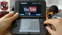 Free 3DS homebrew, region free for all on latest firmware version (ironhax and tubehax)*new2015