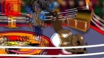 Lil Wayne Vs Chief Keef Fight Cartoon #lil wayne