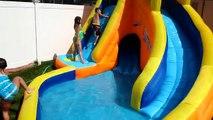 Công viên nước bằng phao, phao dành cho công viên nước trẻ em, công viên nước mini bằng phao, lh: 0914 666 138 Mr Thành