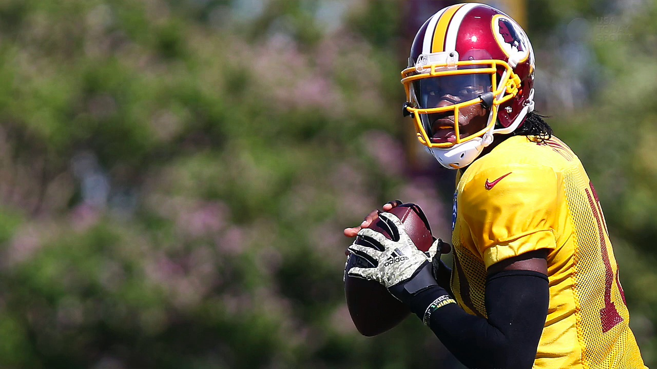 NFL Inside Slant: RG3 the 'best quarterback' in the NFL?