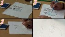 【お知らせ】NEW SISTER CHANNEL|DoKiDoKi Drawing:Speed drawing, Drawing tutorials, hilarious challenges