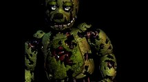 Five Nights at Freddy's 4  Top 5 Facts about Spring Freddy Fredbear Nightmare (FNAF 4)