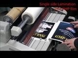 GMP HOW TO DO LAMINATING & SLEEKING JOB WITH GMP ROLL LAMINATOR EXCELAM-650FUSER.wmv-1.wmv